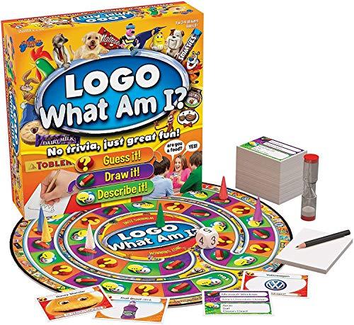 Drumond Park What Am I Logo Game