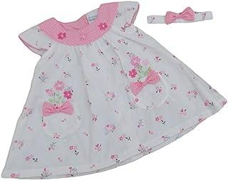 Nursery Time BNWT Baby Girls Summer Candy Stripes Dress Set Knickers Hairband