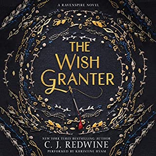 The Wish Granter audiobook cover art