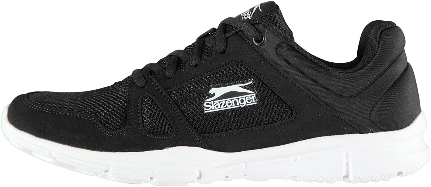 Official Slazenger Force Mesh Running shoes Mens Fitness Jogging Trainers Sneakers