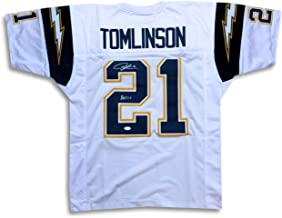 LaDainian Tomlinson Autographed Jersey San Diego Chargers