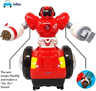 Amazon in: Red - Robots / Radio & Remote Control: Toys & Games