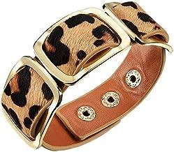 Best leopard print belt mens Reviews