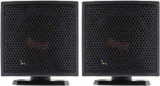 Garneck 2 peças de alto-falante automotivo 500 W caixa de voz de alta qualidade alto-falante dedicado para áudio do carro,...