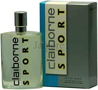 Claiborne Sport by Liz Claiborne for Men 100ml Eau de Cologne Spray Cologne Spray