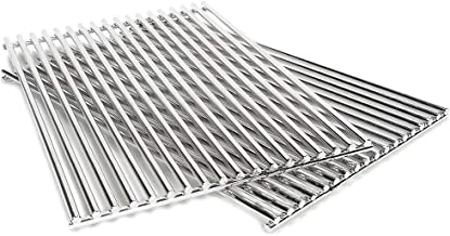 Midwest Hearth Stainless Steel Cooking Grids for Weber Genesis and Spirit Barbecue Grills 7527