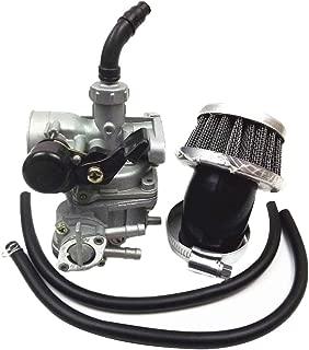 Autoparts New CARB for Honda ATV 3-Wheeler ATC70 ATC 70 Carburetor & AIR Filter