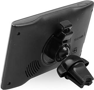 Soporte GPS APPS2Car Air Vent GPS Mount Soporte con base ajustable para montaje giratorio compatible con Garmin Nuvi Serie 3.5 a 6 pulgadas GPS