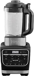 Ninja Blender & Soup Maker Cuiseur et mixeur à soupe [HB150EU] Auto-iQ , Élément Chauffant intégré, Verseuse en verre, Fac...