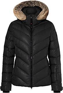 Sassy2-D Fur Down Jacket - Women's