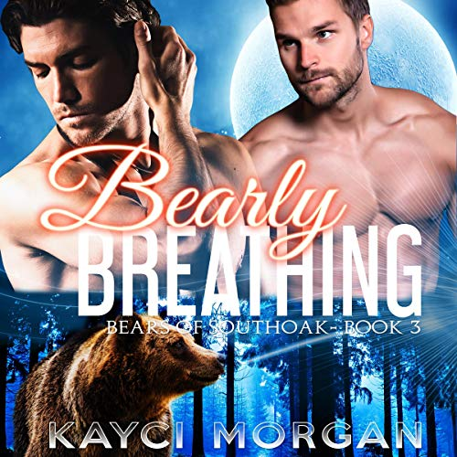 Bearly Breathing audiobook cover art