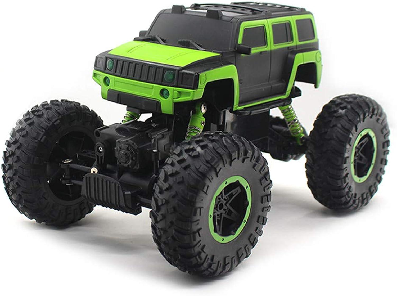 Rock Crawler 1 18 elektrische rc Auto Fernbedienung Toys Autos auf der funksteuerung Toys für Kinder Jungen Outdoor spaß Spielzeug, b-grün B07PQH14D1  Große Auswahl     | Mittel Preis