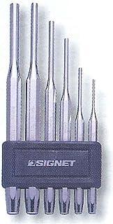 シグネット 6PC ピンポンチセット 60501