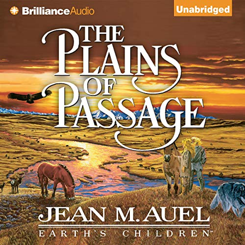 Couverture de The Plains of Passage