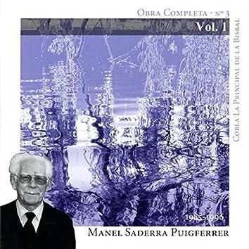 Obra Completa Núm. 3 1985-1996 Manel Saderra - Vol. 1