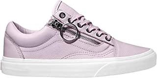 Vans Old Skool Zip Sneaker For women 37 EU,Lavender