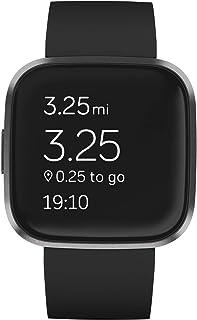 Fitbit Versa 2 – Hälso- och fitness-smartklocka