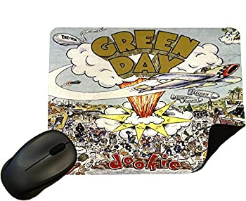 Green Day Dookie Album Cover Mouse Mat/Pad - by Eclipse Gift Ideas