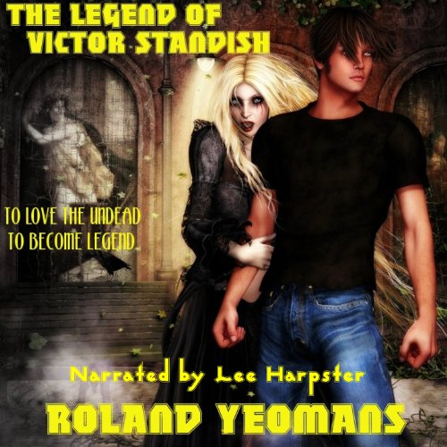 Couverture de The Legend of Victor Standish