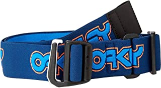 oakley leather belt