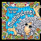 Blue Mountain Arts 2020 Wall Calendar 'Choose to Be Magnificent!' 12 x 12 in. 12-Month Hanging Wall Calendar by Suzy Toronto Is a Perfect Christmas Gift for Her