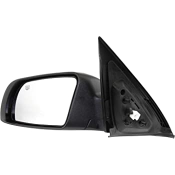 Kool Vue Power Mirror For 2008-2012 Nissan Altima Coupe Passenger Side Heated W//Signal Light NS89ER-S