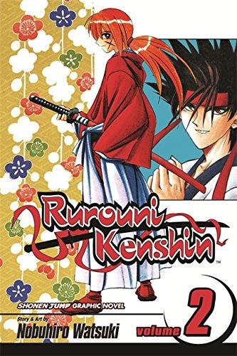 Rurouni Kenshin Volume 2
