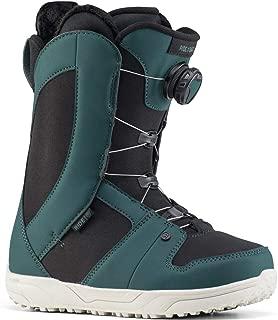 Sage Snowboard Boots Womens 2020 Green