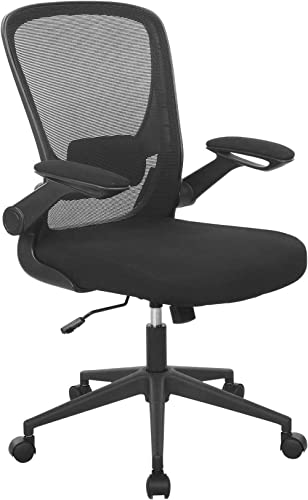 Home Office Chair Ergonomic Desk Chair Mesh Computer Chair Swivel Rolling Executive Task Chair with Lumbar Support Ar...