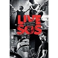 5 SECONDS OF SUMMER ファイヴセカンズオブサマー (結成10周年) - (絶版ポスター)LIVE SOS/ポスター 【公式/オフィシャル】