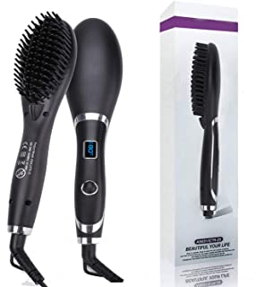 Best ilaz electric hair straightener brush Reviews