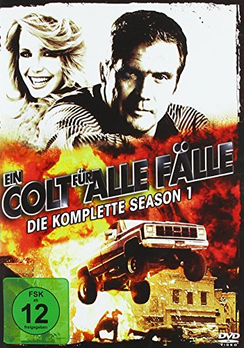 Produktbild von Ein Colt für alle Fälle - Die komplette Season 1 [6 DVDs]