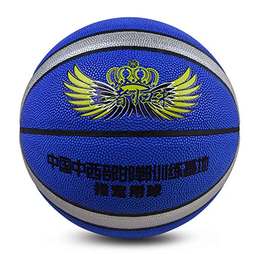 Fantastic Prices! YLONG Basketball high-Grade Moisture-Absorbing Cowhide 12 Classic Cool Basketball ...