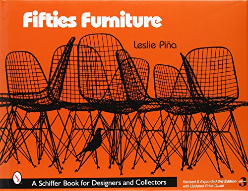 Pina, L: Fifties Furniture (Schiffer Book for Designers & Collectors)