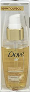 Dove Hair Therapy Nourishing Oil Care Anti-Frizz Serum 1.35 fl oz (40 ml)