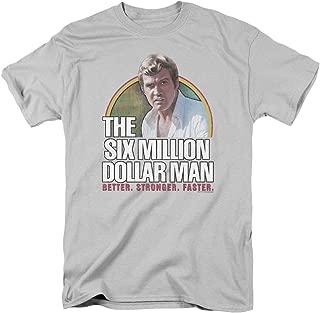 Men's Six Million Dollar Man Short Sleeve T-Shirt