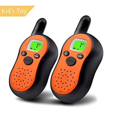 Portable Walkie Talkies for Kids Toddlers Toy V...