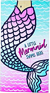 Best mermaid towel target Reviews