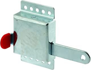 garage door lock assembly