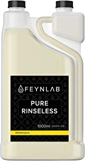 FEYNLAB Pure Rinseless- Exterior Car Wash Shampoo, Highly Concentrated, Non-Foaming Formula, Degreaser, and Waterless Removal, 1L