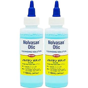 【2本セット】ノルバサンオチック 118mL