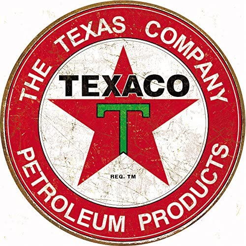 Texaco Signs: Amazon com