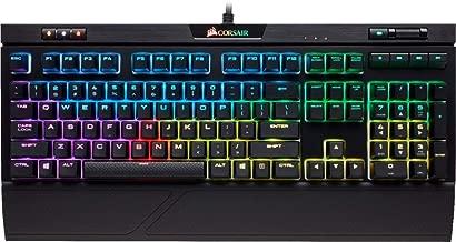 Strafe RGB MK.2 Mechanical Gaming Keyboard — Cherry MX Silent (Renewed)