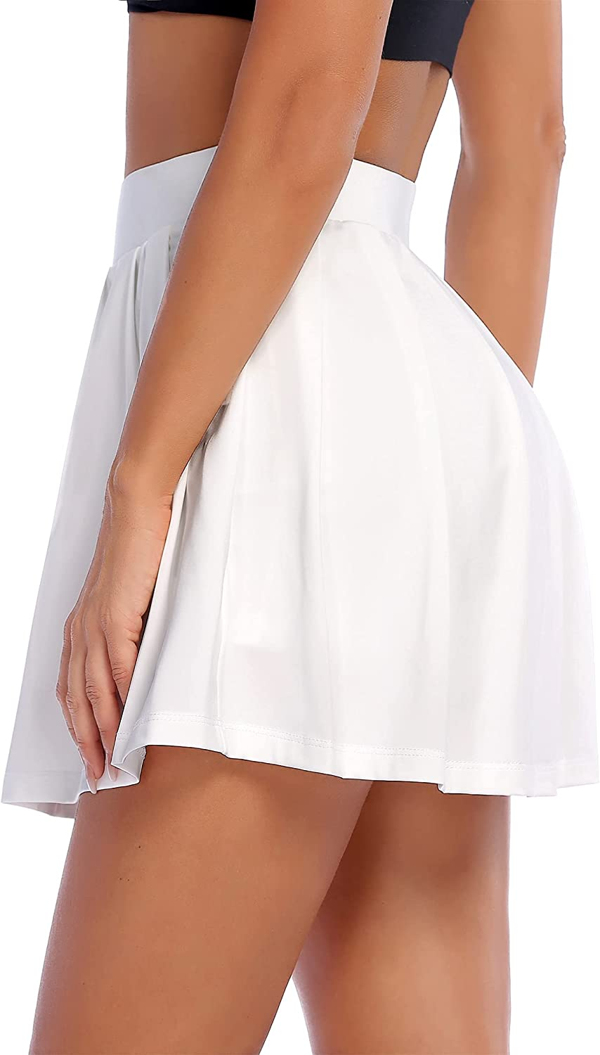 COOrun Womens Pleated Tennis Skirts with Athletic Pockets Skorts Ranking TOP2 All stores are sold