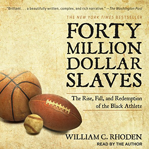 Forty Million Dollar Slaves audiobook cover art