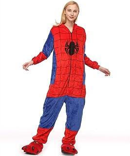Amazon.es: pijama spiderman adulto