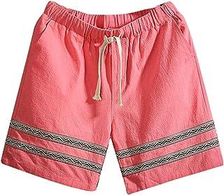 ccaca31789c7 Mens 2019 Hot Sale Swim Trunks Cuekondy Summer Casual Vintage Printed  Drawstring Sports Beach Shorts with