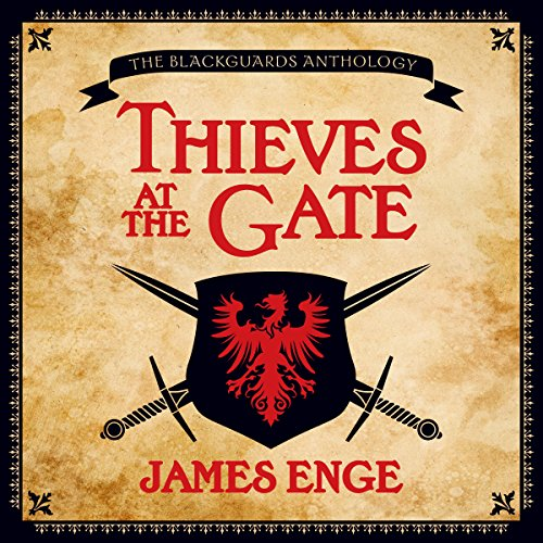 Thieves at the Gate audiobook cover art