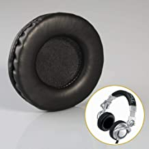 Replacement Soft Ear Cushion Pads for Technics RP-DH1200 DH1200 DJ Headphones