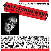 Orff-Schulwerk Volume 1: Musica Poetica